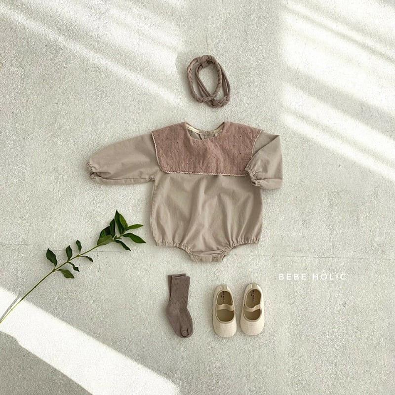 BEBE HOLIC - Korean Children Fashion - #Kfashion4kids - Jasmine Bodysuit - 3