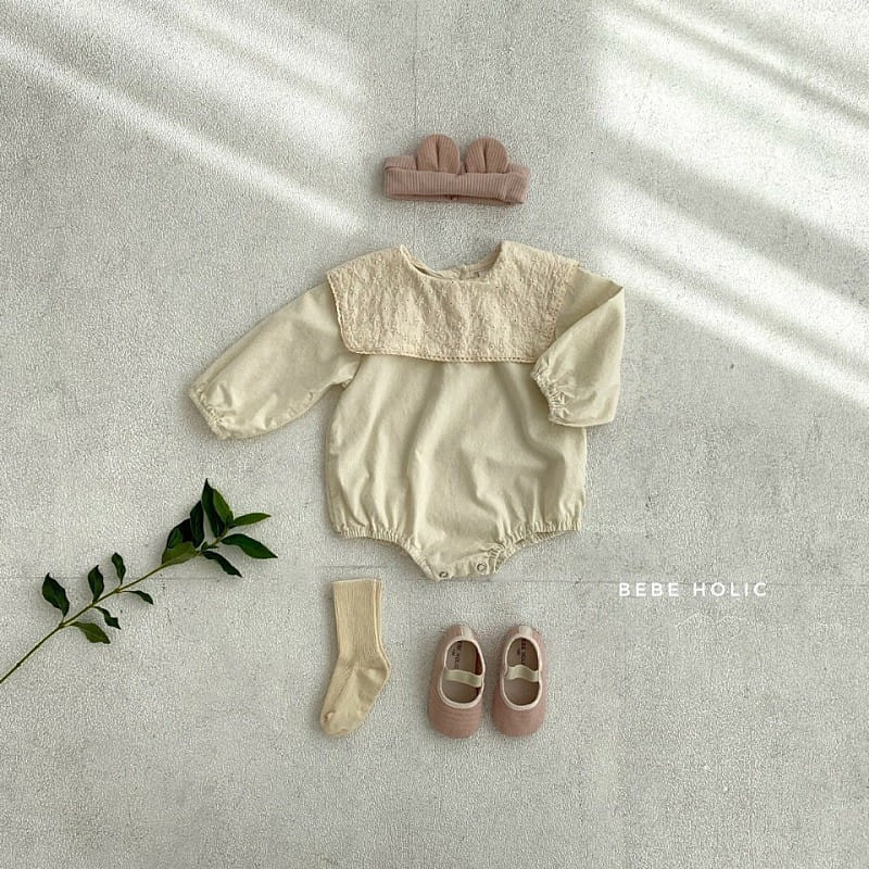 BEBE HOLIC - Korean Children Fashion - #Kfashion4kids - Jasmine Bodysuit - 4