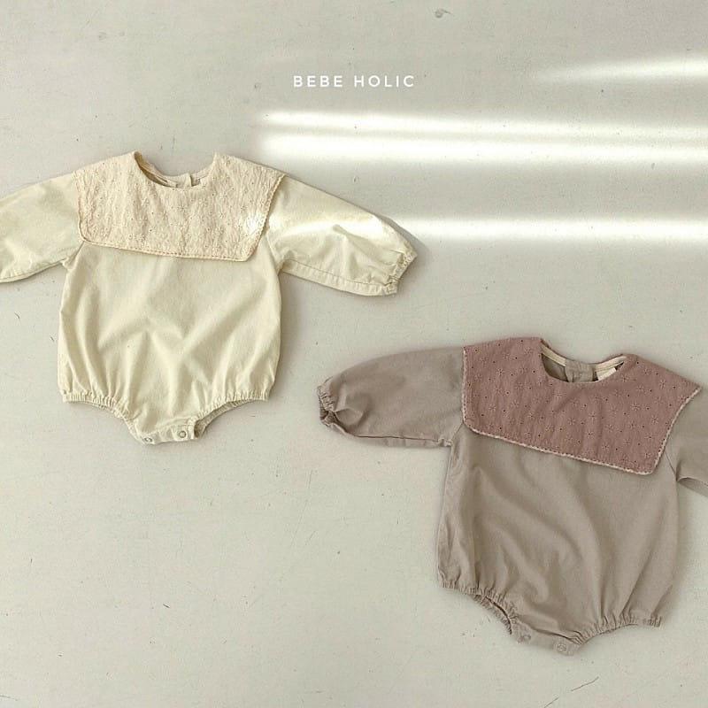 BEBE HOLIC - BRAND - Korean Children Fashion - #Kfashion4kids - Jasmine Bodysuit