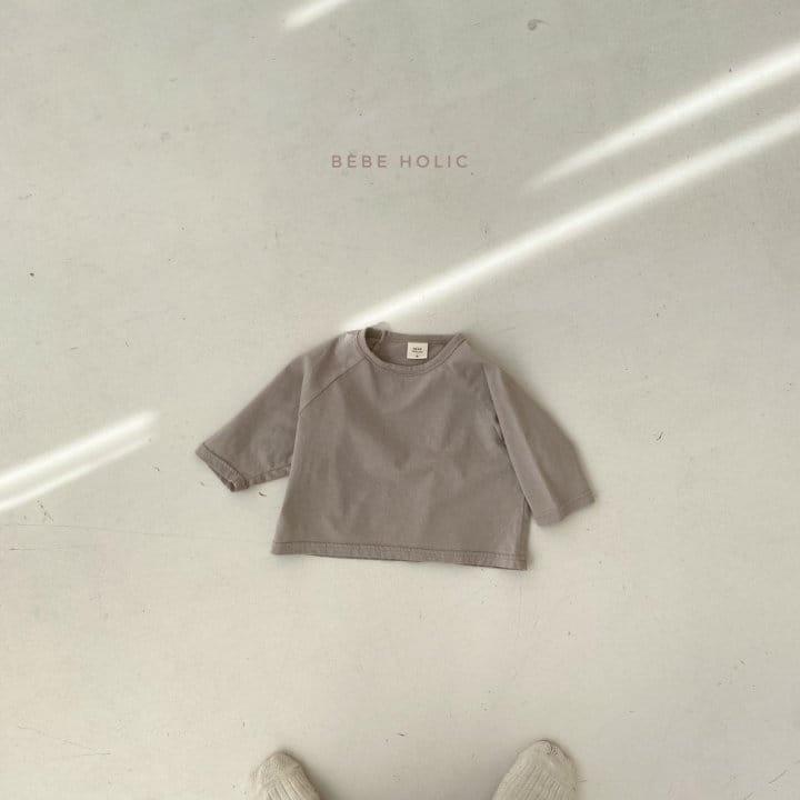 BEBE HOLIC - Korean Children Fashion - #Kfashion4kids - Jeje Raglan Tee - 3
