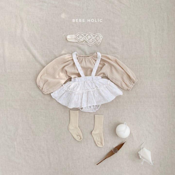 BEBE HOLIC - Korean Children Fashion - #Kfashion4kids - Soso Bloomer Skirt - 5