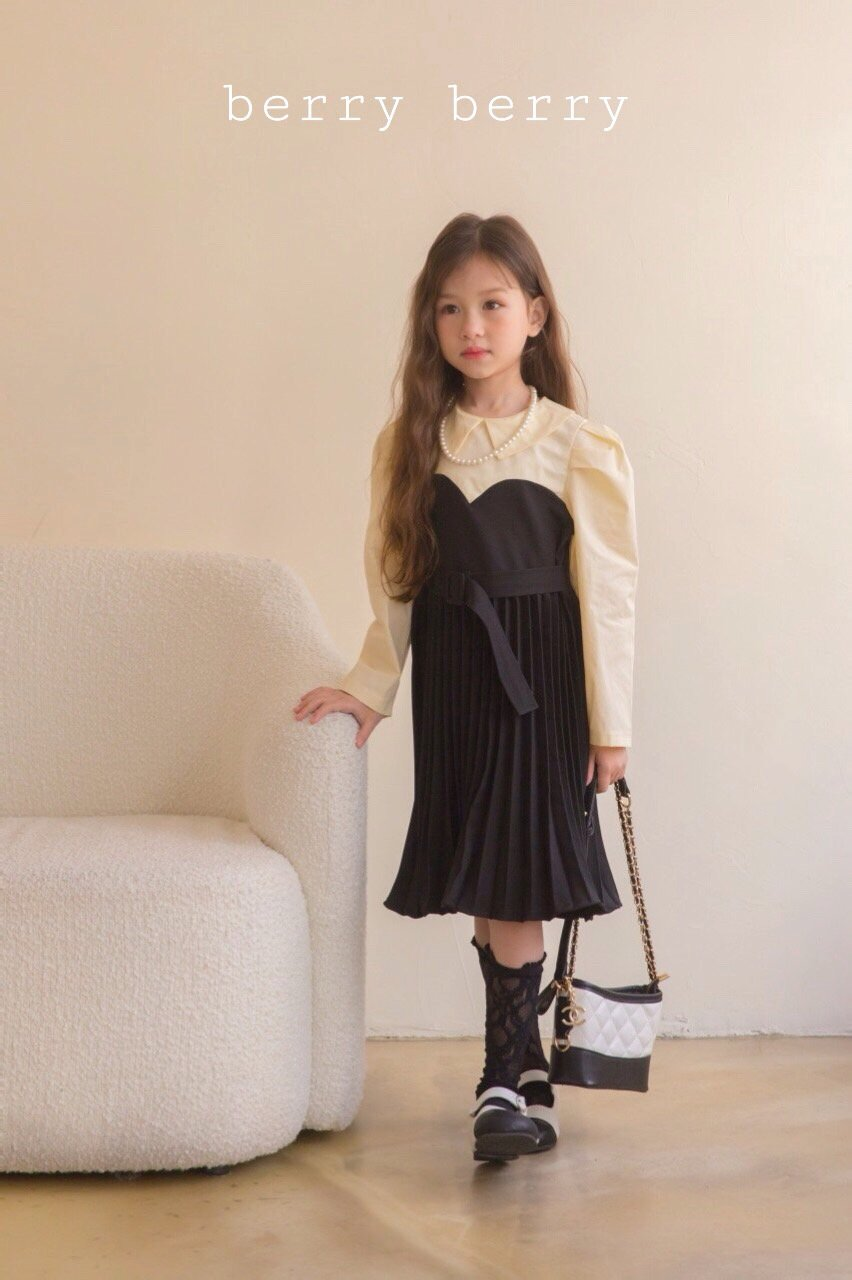 BERRY BERRY - Korean Children Fashion - #Kfashion4kids - Jadore One-piece - 3