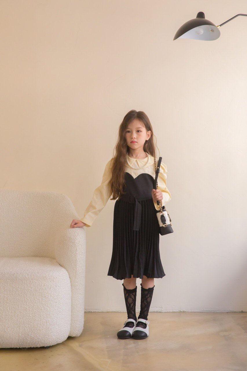 BERRY BERRY - Korean Children Fashion - #Kfashion4kids - Jadore One-piece - 4