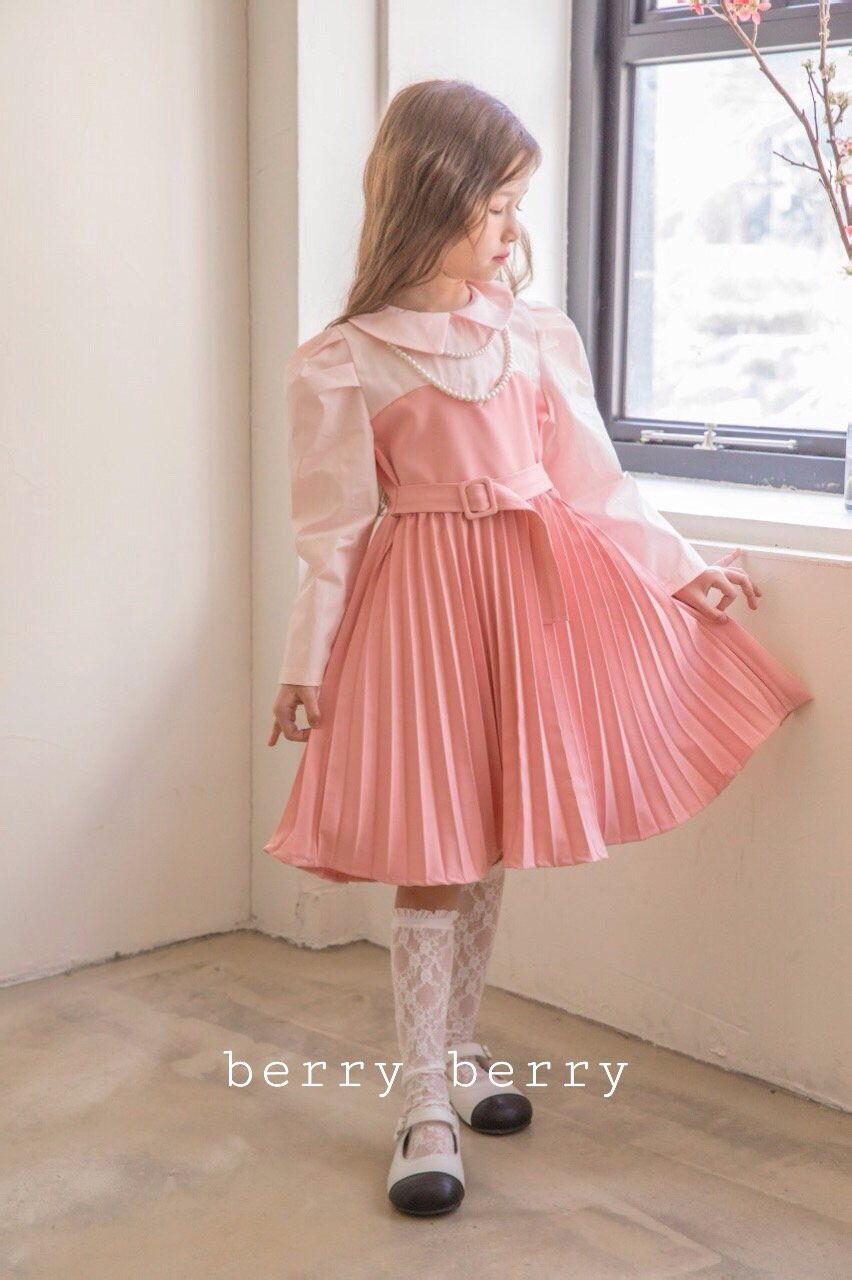 BERRY BERRY - Korean Children Fashion - #Kfashion4kids - Jadore One-piece - 7