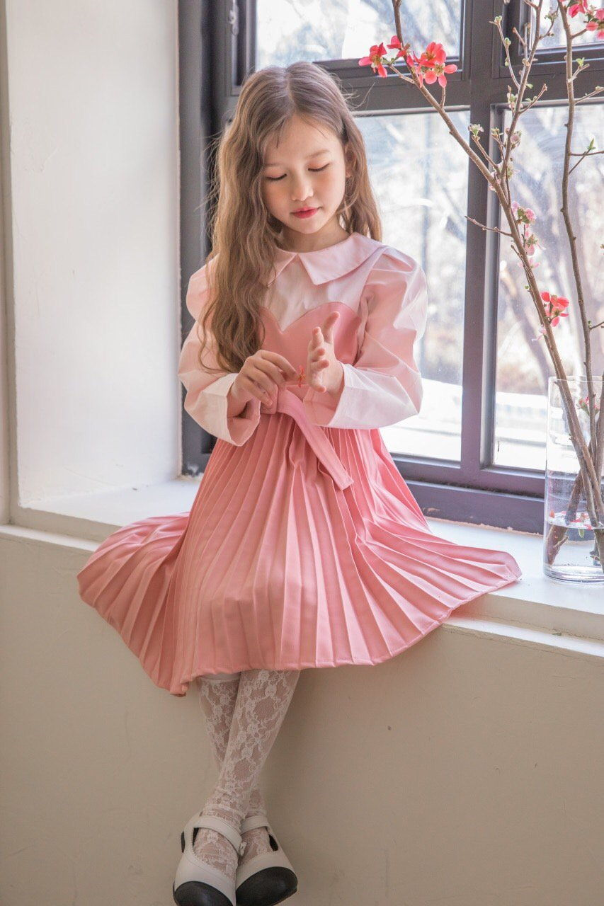 BERRY BERRY - Korean Children Fashion - #Kfashion4kids - Jadore One-piece - 8