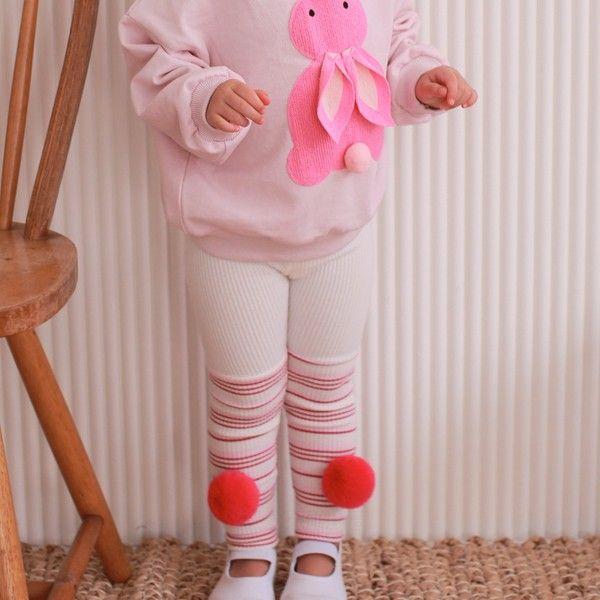 COCO RABBIT - BRAND - Korean Children Fashion - #Kfashion4kids - ST Section Leggings