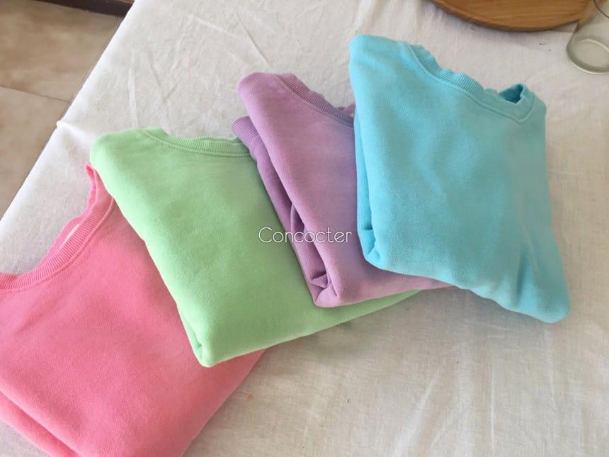 CONCOCTER - Korean Children Fashion - #Kfashion4kids - Smart Spring Sweatshirt