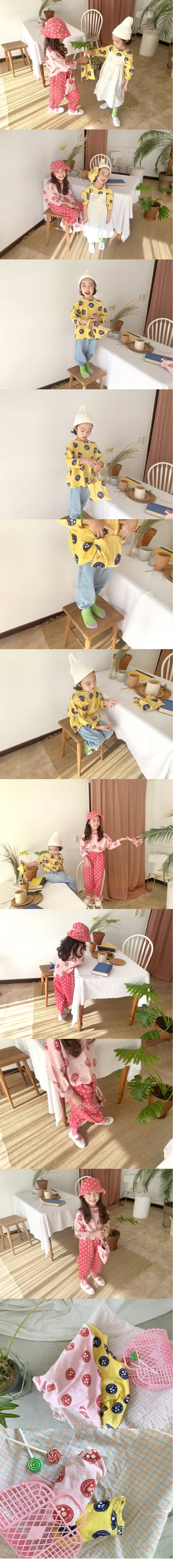CONCOCTER - Korean Children Fashion - #Kfashion4kids - Blooming Flower Tee - 2