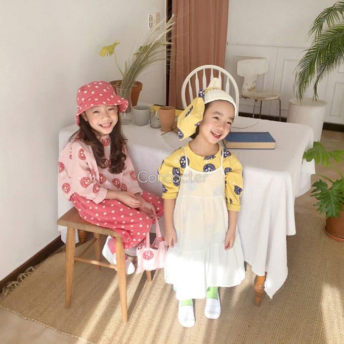CONCOCTER - BRAND - Korean Children Fashion - #Kfashion4kids - Blooming Flower Tee
