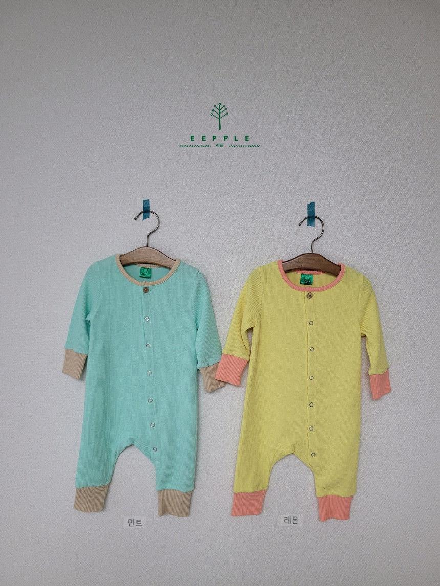 EEPPLE - Korean Children Fashion - #Kfashion4kids - Spring Rip Bodysuit