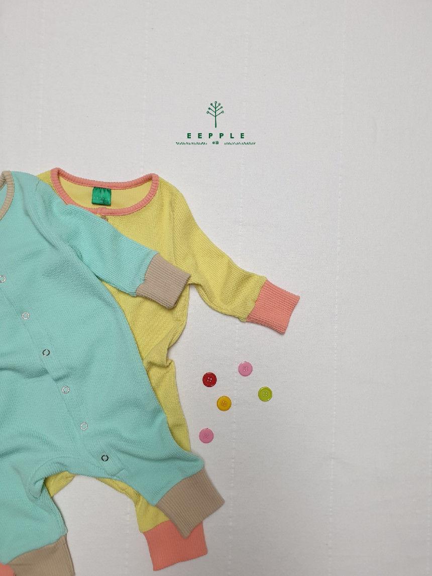 EEPPLE - Korean Children Fashion - #Kfashion4kids - Spring Rip Bodysuit - 2