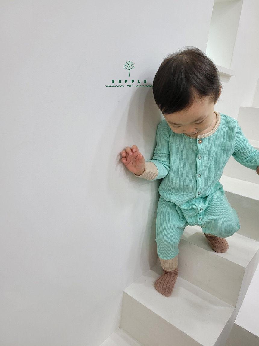 EEPPLE - Korean Children Fashion - #Kfashion4kids - Spring Rip Bodysuit - 6