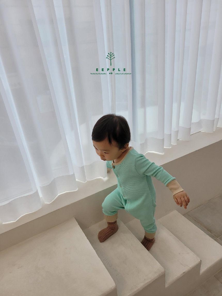 EEPPLE - Korean Children Fashion - #Kfashion4kids - Spring Rip Bodysuit - 7