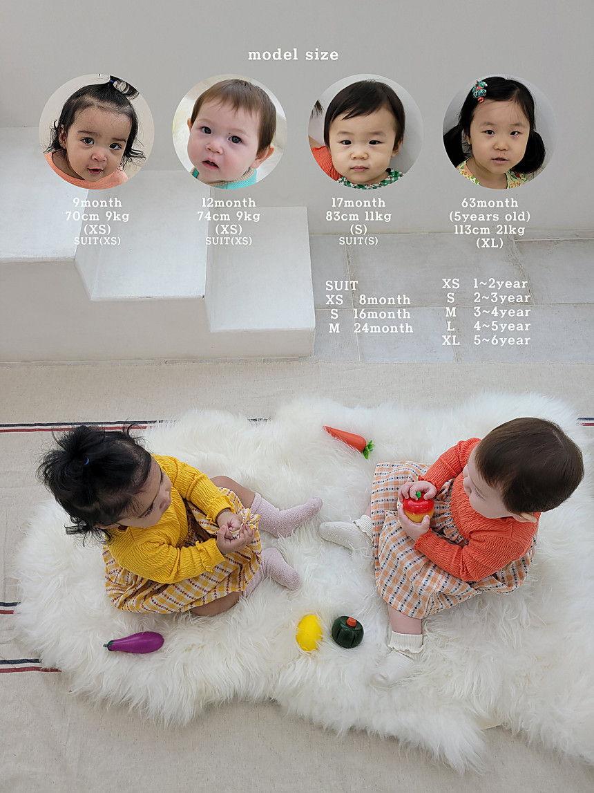 EEPPLE - Korean Children Fashion - #Kfashion4kids - Spring Rip Bodysuit - 8