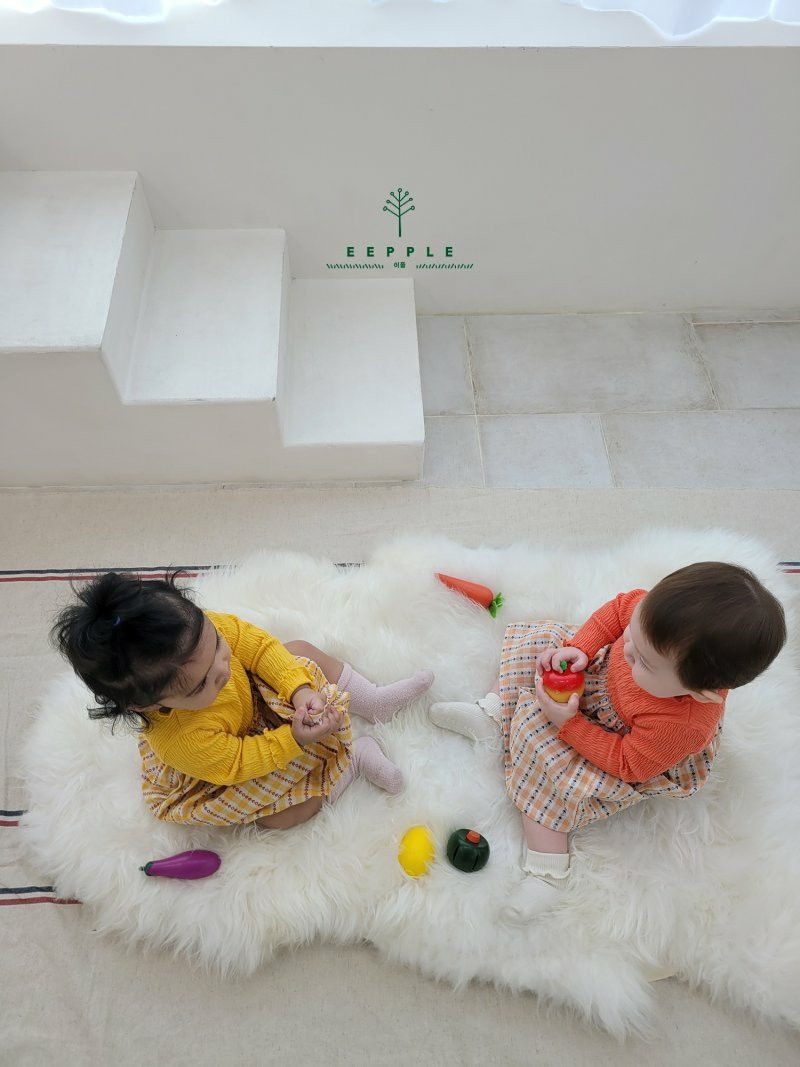 EEPPLE - Korean Children Fashion - #Kfashion4kids - Heidi One-piece