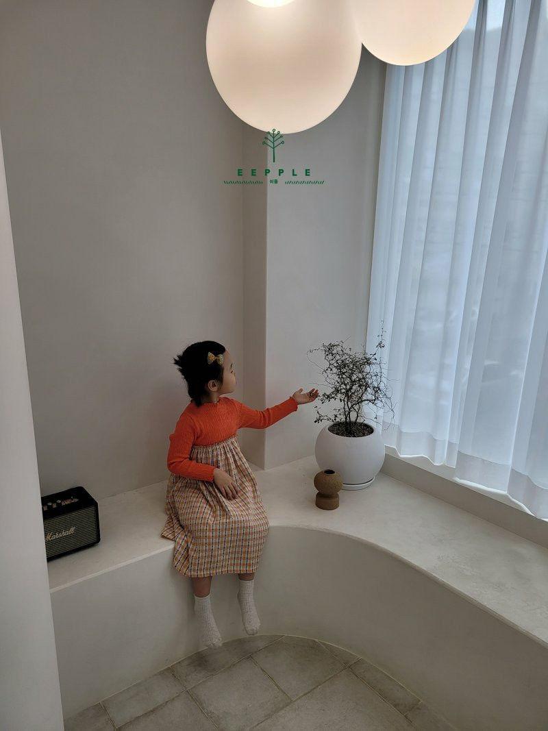 EEPPLE - Korean Children Fashion - #Kfashion4kids - Heidi One-piece - 2