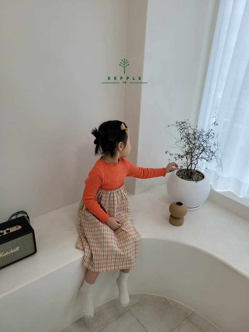 EEPPLE - Korean Children Fashion - #Kfashion4kids - Heidi One-piece - 3