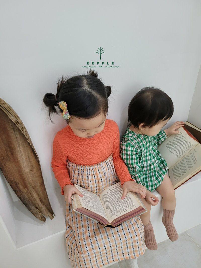 EEPPLE - Korean Children Fashion - #Kfashion4kids - Heidi One-piece - 4
