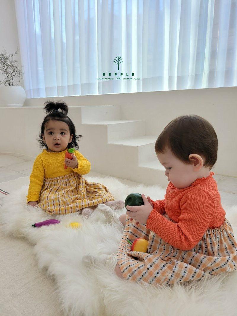 EEPPLE - Korean Children Fashion - #Kfashion4kids - Heidi One-piece - 7
