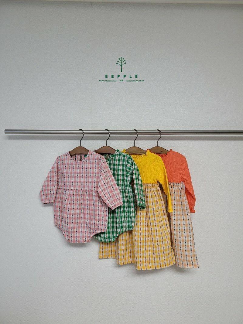 EEPPLE - Korean Children Fashion - #Kfashion4kids - Heidi One-piece - 8