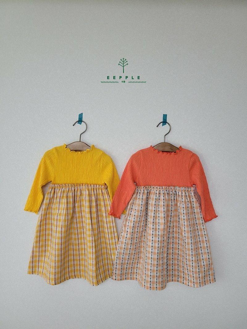 EEPPLE - BRAND - Korean Children Fashion - #Kfashion4kids - Heidi One-piece