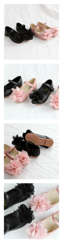 LA STELLA - Korean Children Fashion - #Kfashion4kids - Daisy Flat