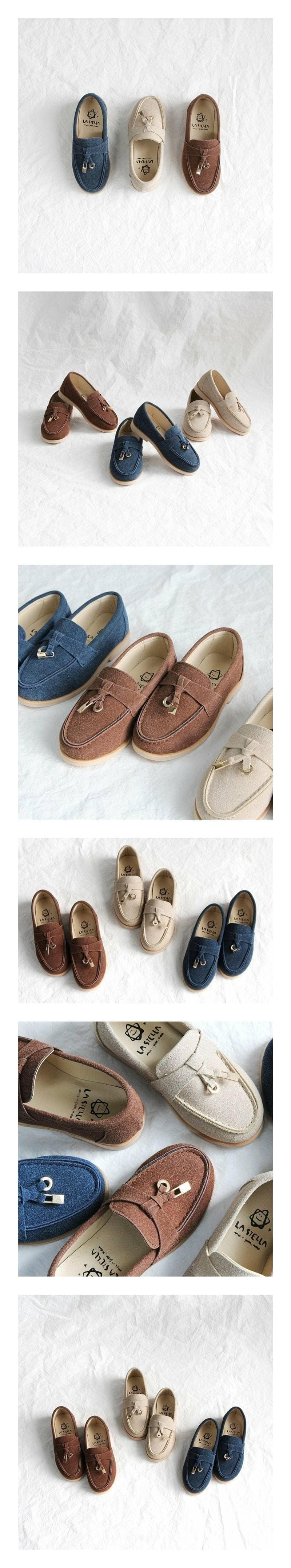 LA STELLA - Korean Children Fashion - #Kfashion4kids - Roro Loafer