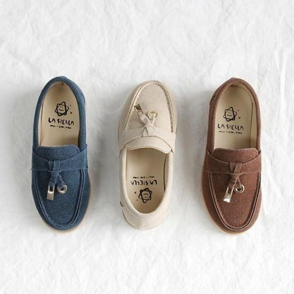 LA STELLA - BRAND - Korean Children Fashion - #Kfashion4kids - Roro Loafer