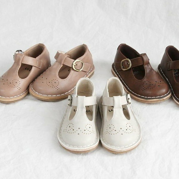 LA STELLA - BRAND - Korean Children Fashion - #Kfashion4kids - Roise Sandals
