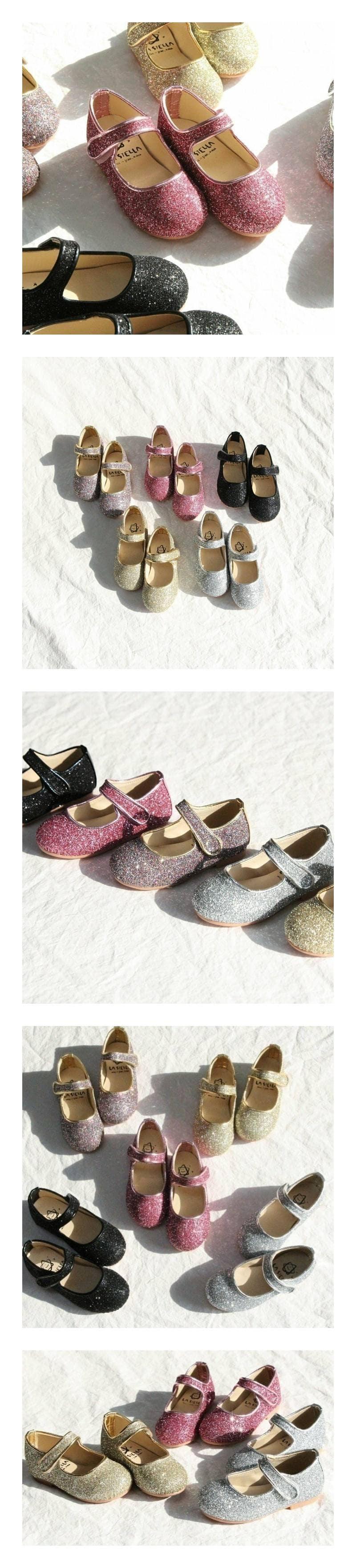 LA STELLA - Korean Children Fashion - #Kfashion4kids - Samanda Flat