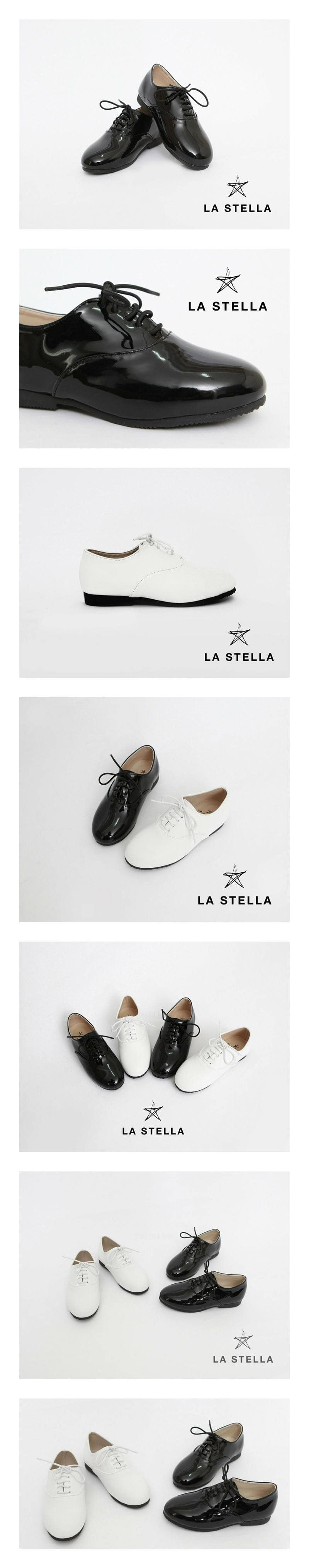 LA STELLA - Korean Children Fashion - #Kfashion4kids - Oxford