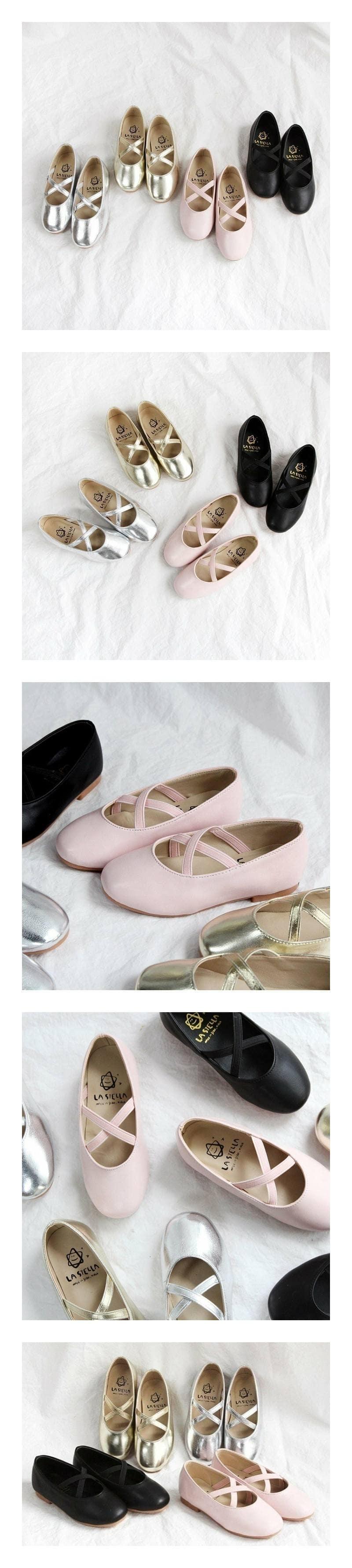 LA STELLA - Korean Children Fashion - #Kfashion4kids - Jane Flats