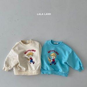 LALALAND - BRAND - Korean Children Fashion - #Kfashion4kids - Witty Boy Tee