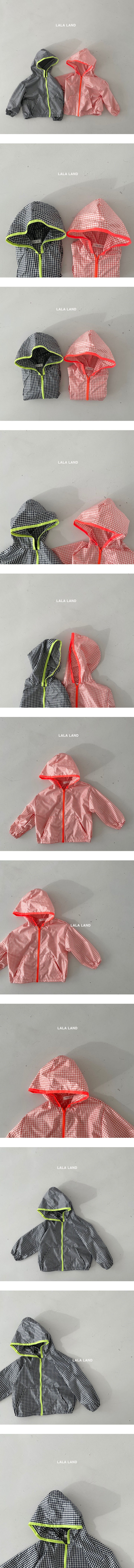 LALALAND - Korean Children Fashion - #Kfashion4kids - Camp Windbreaker
