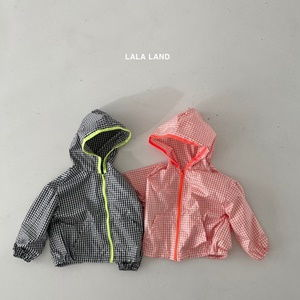 LALALAND - BRAND - Korean Children Fashion - #Kfashion4kids - Camp Windbreaker