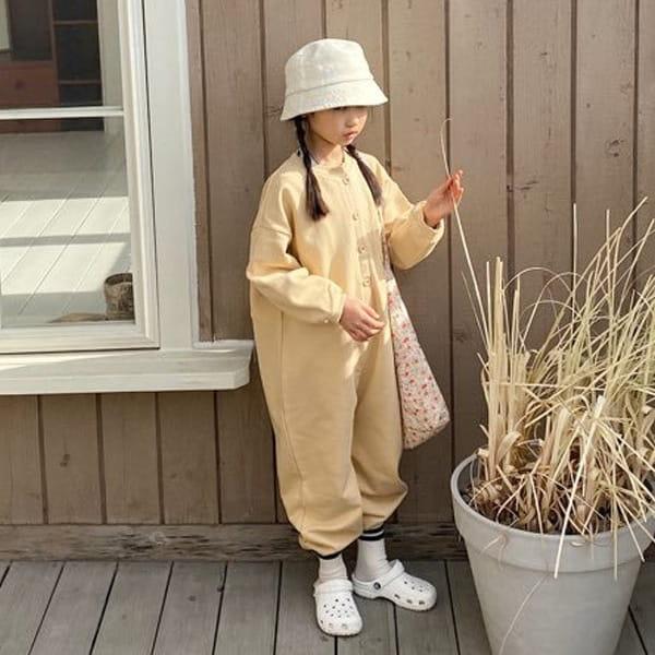LOVE ROSIE - BRAND - Korean Children Fashion - #Kfashion4kids - Bibi Jumpsuit