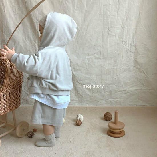 M & J STORY - Korean Children Fashion - #Kfashion4kids - Boost Top Bottom Set