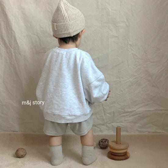 M & J STORY - Korean Children Fashion - #Kfashion4kids - Boost Top Bottom Set - 3