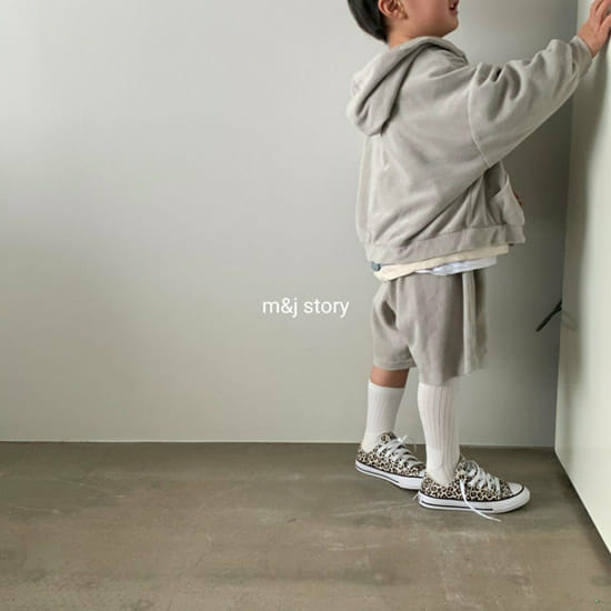 M & J STORY - Korean Children Fashion - #Kfashion4kids - Boost Top Bottom Set - 5