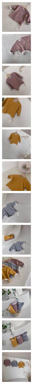 MIMI MARKET - Korean Children Fashion - #Kfashion4kids - Bailey Tee