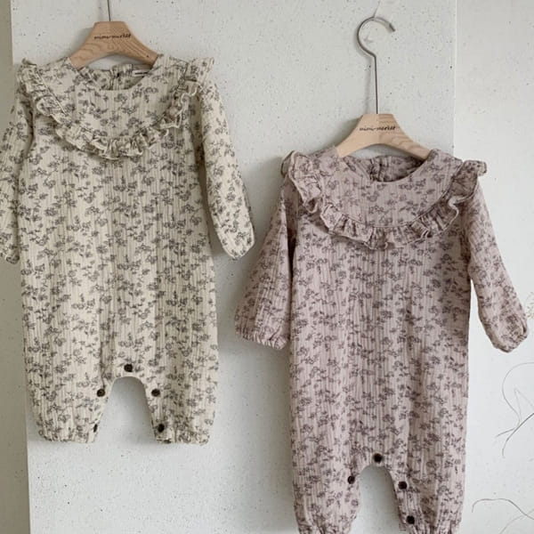 MIMI MARKET - BRAND - Korean Children Fashion - #Kfashion4kids - Ann Bodysuit