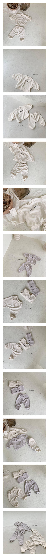 MIMI MARKET - Korean Children Fashion - #Kfashion4kids - Love top Bottom Set