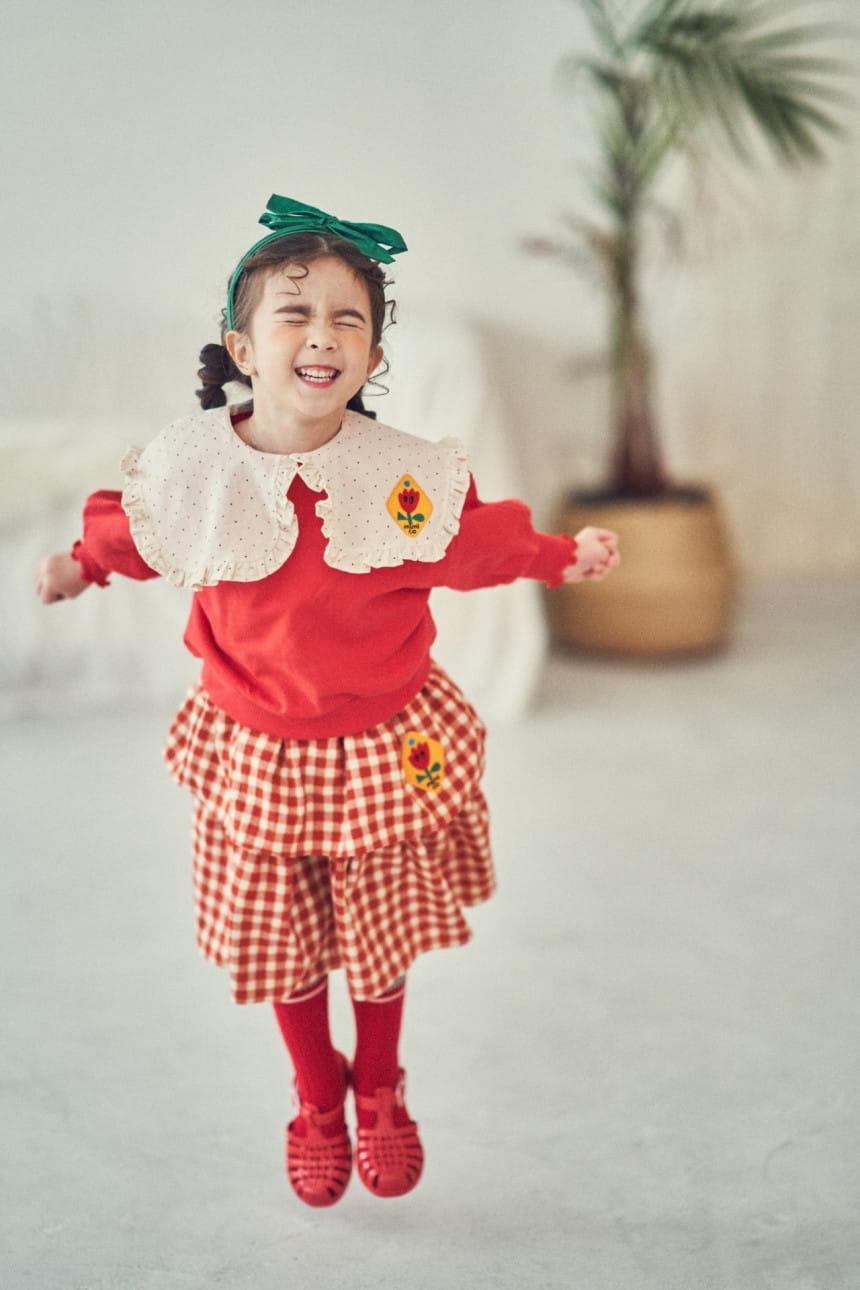 MIMICO - Korean Children Fashion - #Kfashion4kids - Mini Spring Tee - 4