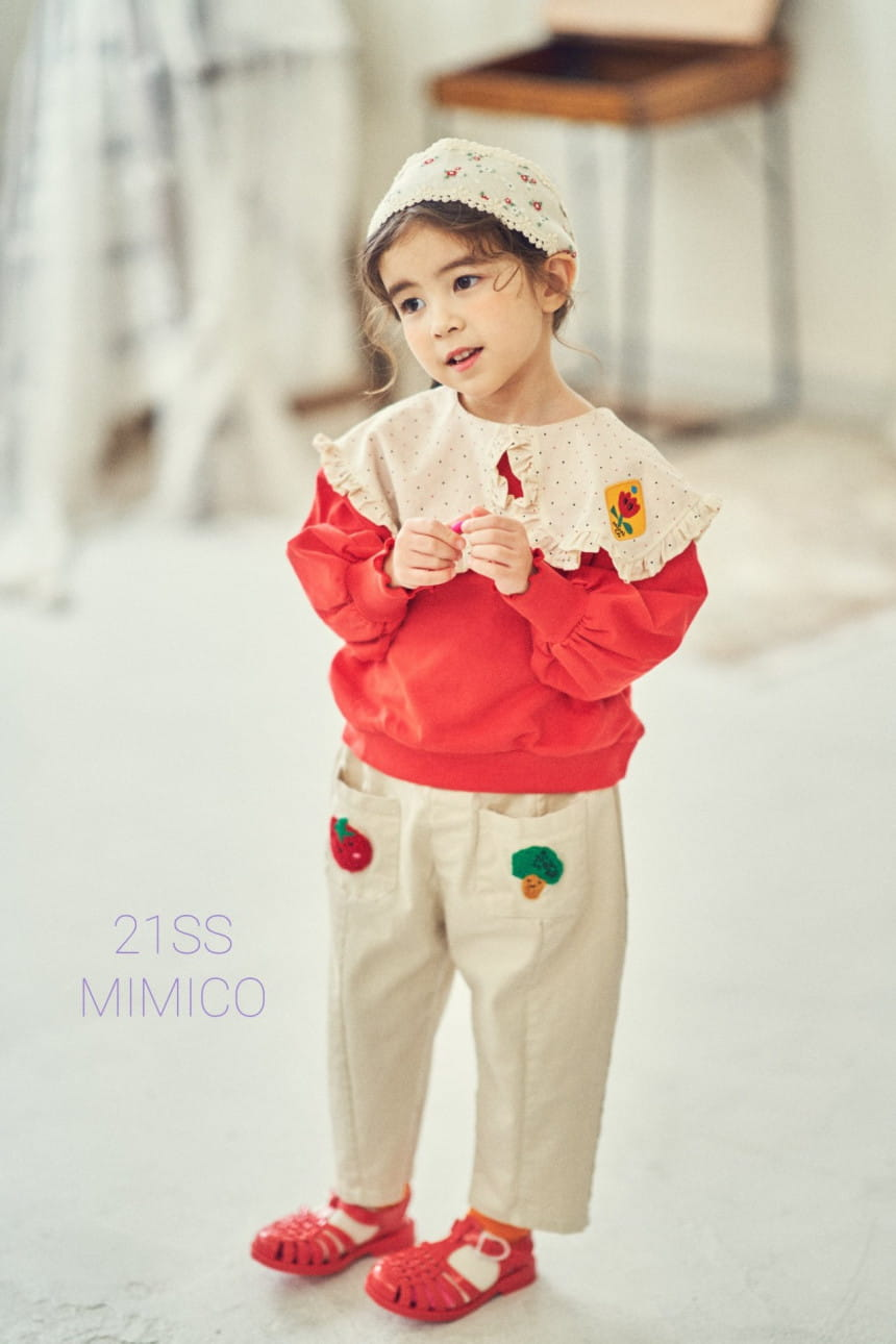 MIMICO - Korean Children Fashion - #Kfashion4kids - Mini Spring Tee - 5