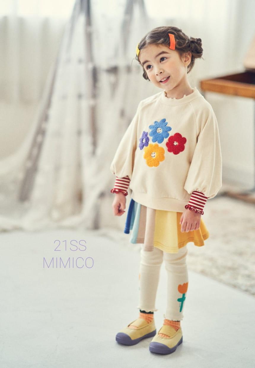 MIMICO - Korean Children Fashion - #Kfashion4kids - Sugar Tee - 2