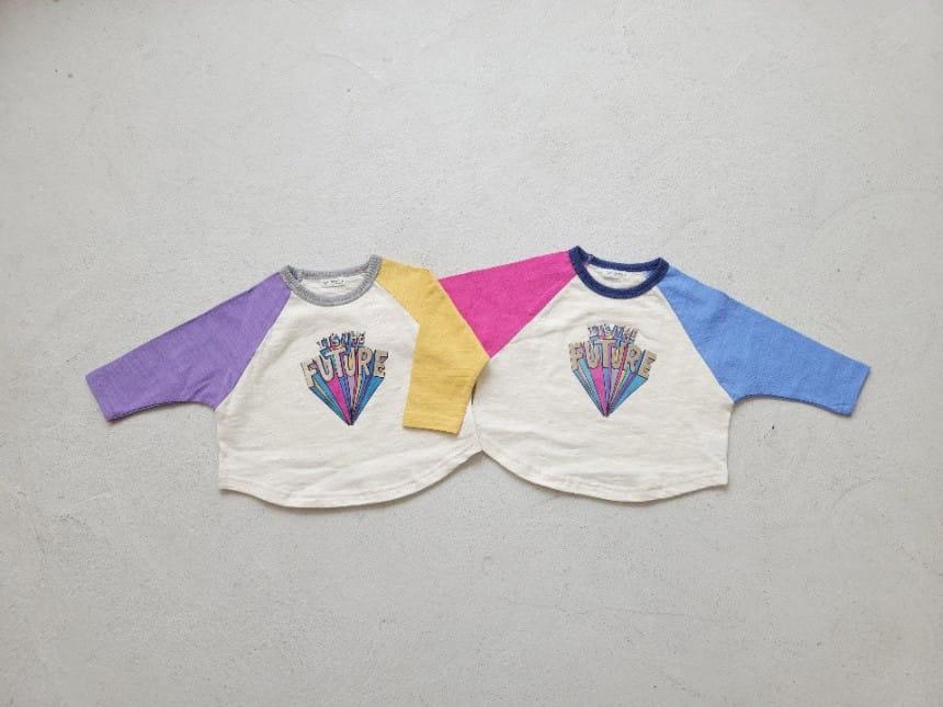 MIMICO - Korean Children Fashion - #Kfashion4kids - Future Tee