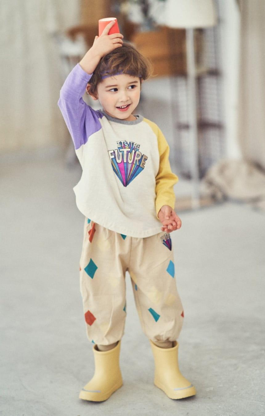 MIMICO - Korean Children Fashion - #Kfashion4kids - Future Tee - 2