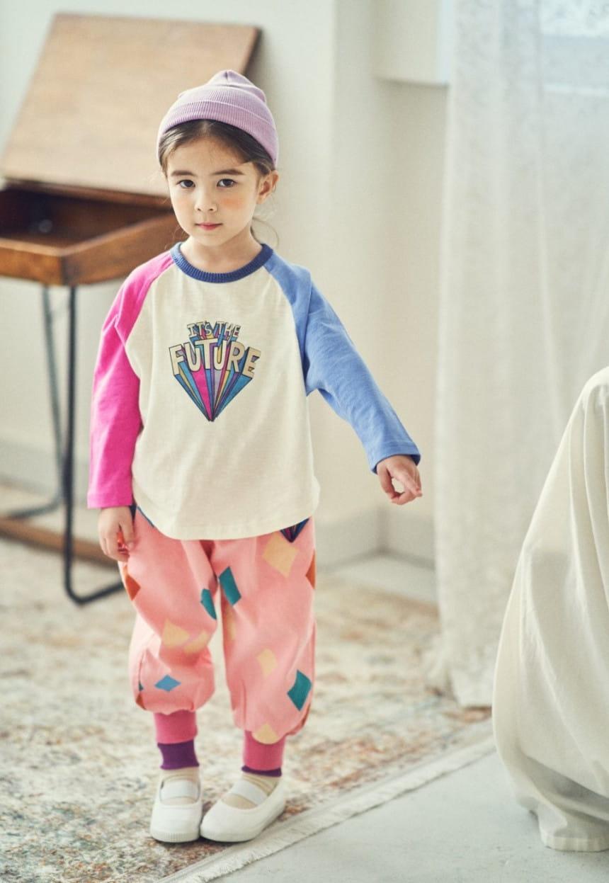 MIMICO - Korean Children Fashion - #Kfashion4kids - Future Tee - 3