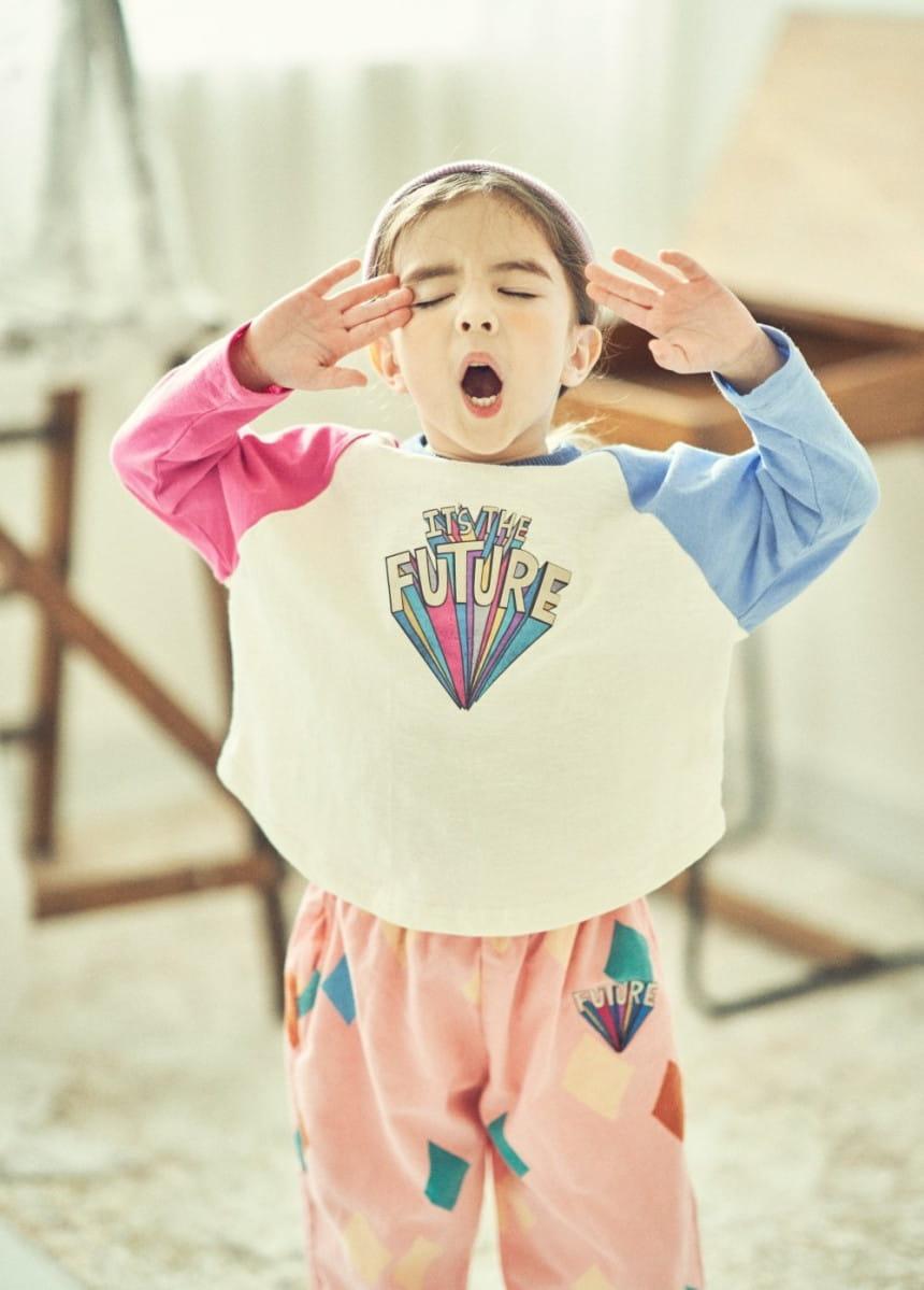 MIMICO - Korean Children Fashion - #Kfashion4kids - Future Tee - 4