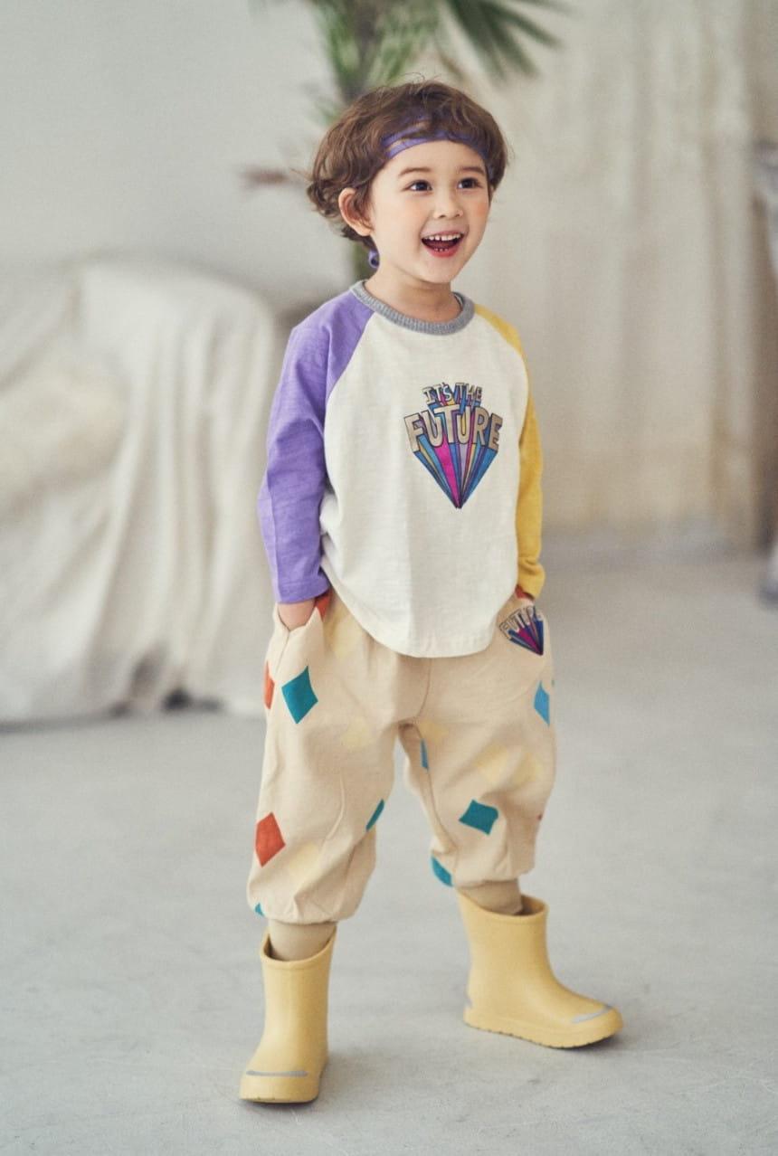MIMICO - BRAND - Korean Children Fashion - #Kfashion4kids - Future Tee